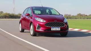 Ford Fiesta 2018 - Minitest - Matías Antico - TN Autos
