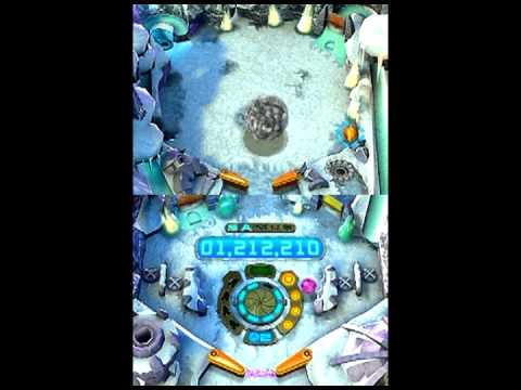 Metroid Prime Pinball 100% Walkthrough Part 2 - Phendrana Drifts
