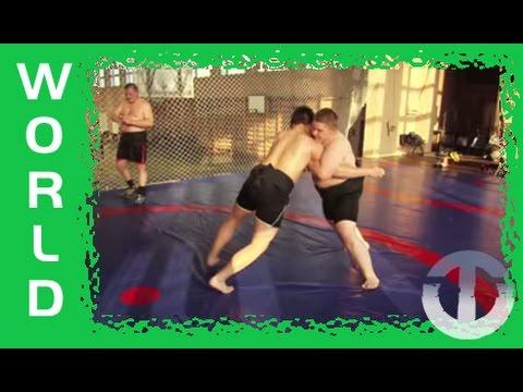Sumo Wrestling in Estonia on Trans World Sport