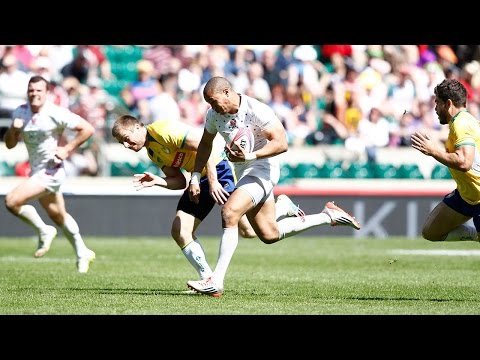 HIGHLIGHTS! London Sevens day one