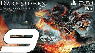 Darksiders Warmastered Edition - Gameplay Walkthrough Part 9 - Silitha Boss & Voidwalker (PS4 PRO)