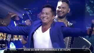 JMD (16/11/18) - Show do Bem com Leonardo e Zé Felipe