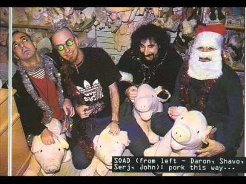 System of a Down on Kerrang! Radio