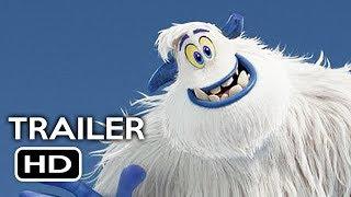 Smallfoot Official Trailer #1 (2018) Channing Tatum, Zendaya Animated Movie HD