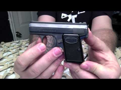 Baby Browning 25ACP Micro Compact Pocket Pistol Overview  Texas Gun Blog