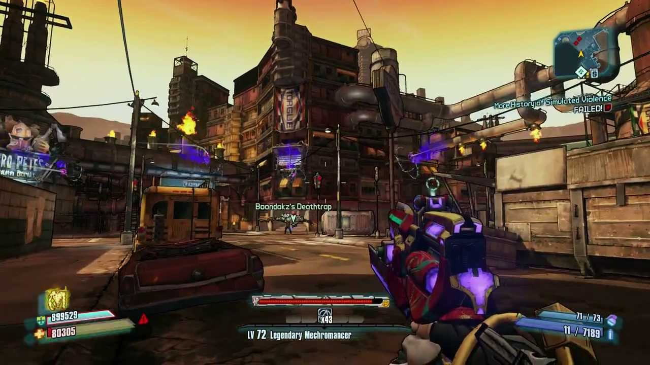 borderlands 2 how to get antagonist shield