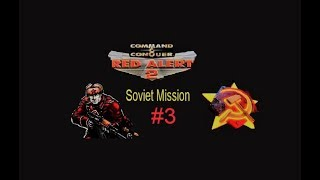 C&C Red Alert 2 Soviet Mission #3 - By channel # JimGaming HD,Subscribe For More Mission