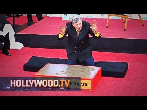 Jerry Lewis honored in Hollywood - Hollywood.TV