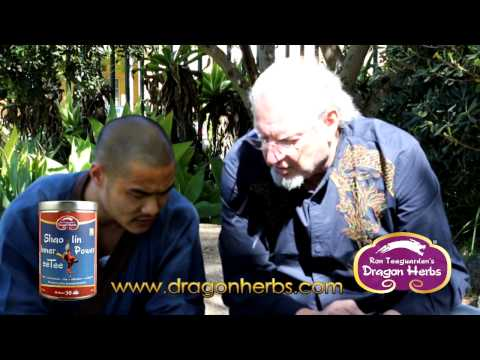 Shaolin Inner Power - Exclusively from Ron Teeguarden's Dragon Herbs