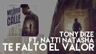 Tony Dize - Te Falto el Valor