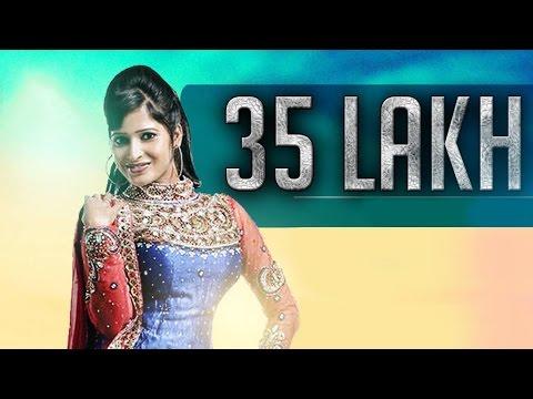 35 Lakh | Jassi Kaur | Punjabi Latest Song 2014 | Speed Records video