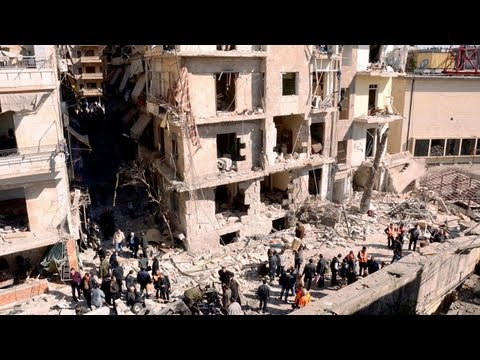 Mosaic News 4/26/2012: Russia Accuses Syrian Rebels of Waging a Terror Campaign