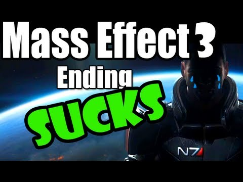 Why I Think Bioware Ruined Mass Effect 3's Ending. *SPOILERS*