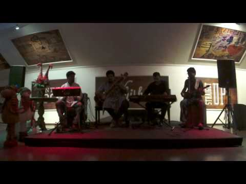 Yograj's Shanti Fusion @ Panaji, Goa,India (Edwin Braganza) 01.01.2016 #1