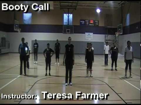 booty call line