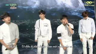 [I7VN][Vietsub][17.07.2015] INFINITE - Between You & Me @ Music Bank