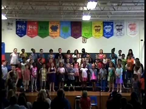 Kenwood School 2014 Spring Music Program -- Fourth and Fifth Grade