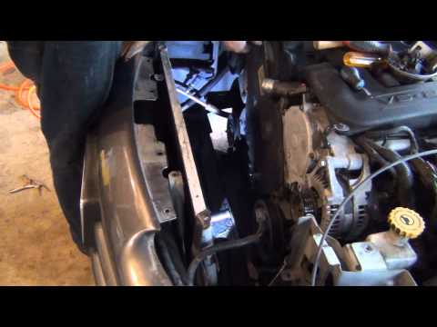 2003 Dodge Intrepid Timing Belt Replacement