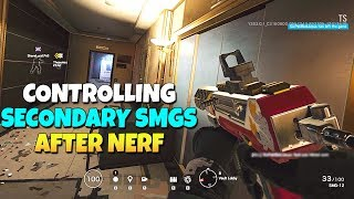 Controlling New Secondary SMG Recoil Is Hard! - Operation Grim Sky | Rainbow Six Siege TTS