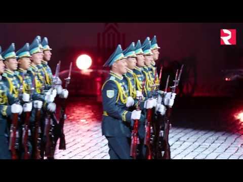 Festival Musik Militer Internasional Menara Spasskaya
