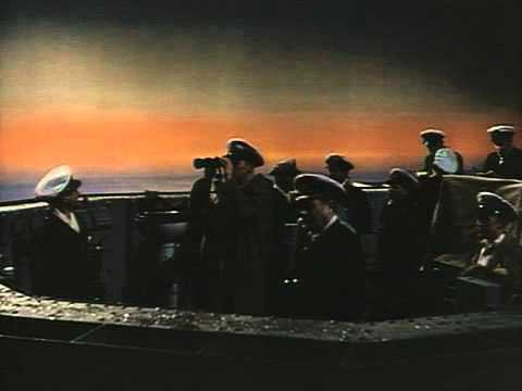 Pursuit of the Graf Spee, The -- (Movie Clip) Sweep The Horizon.flv