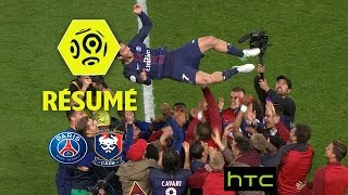 Paris Saint-Germain - SM Caen (1-1)  - Résumé - (PARIS - SMC) / 2016-17