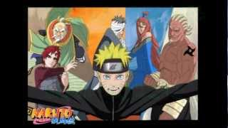 Sasuke VS Los Kages HD [Pelea Completa] By GreenPark2141