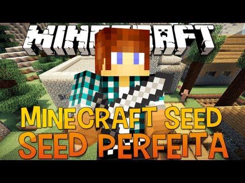 Minecraft Seed 1.5.2 Seed Perfeita Tudo no Spawn
