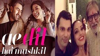 Ae Dil Hai Mushkil Full Movie Leaked Online | Satr Studded Diwali Party