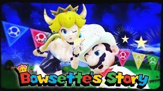 Bowsette's Story - A Smash Bros. Cinematic | Smash Bros. Wii U Mods