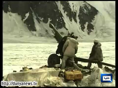 Dunya News-Melting of Siachen glacier grave threat to global climate