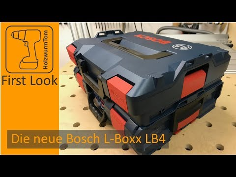 New Bosch L-Boxx LB4 - Was ist neu?