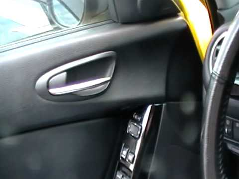 Mazda RX8 How to program the keyless entry remote control fob FCC ID: KPU41805 VISTEON: 41848
