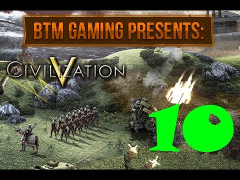 Civ 5: G&K (Egypt) Part 10- To Infinity and the UN..