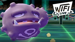Pokemon Let's Go Pikachu & Eevee Wi-Fi Battle: Weezing Leaves With A Boom! (1080p)