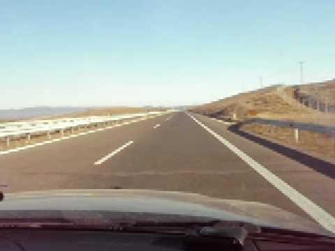 EGNATIA LONGEST STRAIGHT ROAD. 11 KM