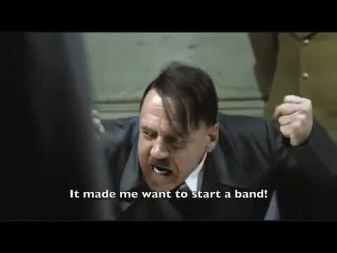Hitler rants about Triple J (The Downfall of Australian Music)