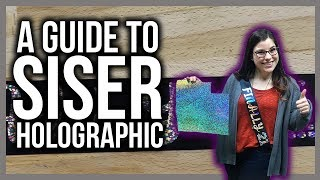 A Guide to Siser® Holographic
