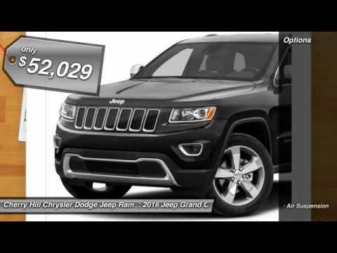 2016 Jeep Grand Cherokee Cherry Hill NJ 321398