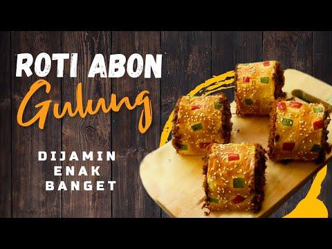 RESEP GURIH ROTI ABON GULUNG - Cakes #53