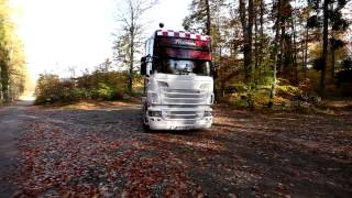 Scania V8 HOT ROD - The Movie