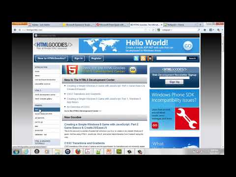Web Design Basics: Helpful Links