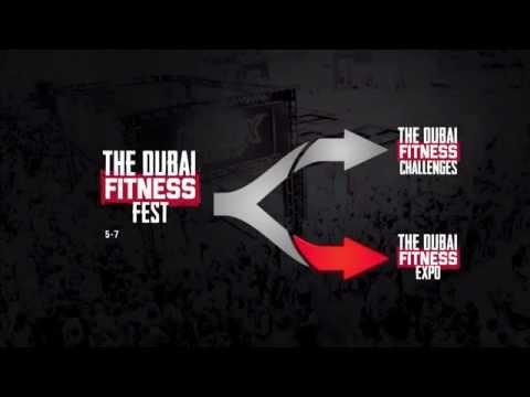 Dubai Fitness Fest 2015