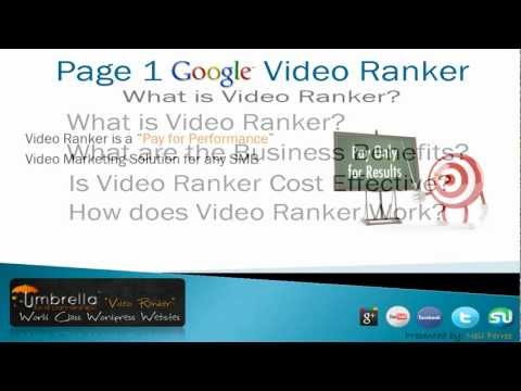 Page 1 Video Ranker