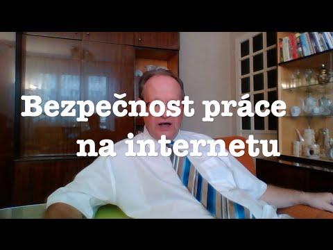 Bezpečnost Práce Na Internetu
