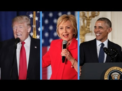 Poll Shows Trump, Clinton Have Historically Low Favorability Ratings
