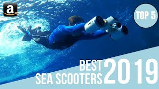 Top 5: Best Underwater Scooter for Underwater Discovery in 2019 / 5 Best Sea Scooters on Amazon