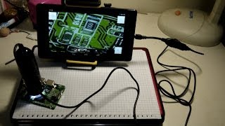 [NO root] UVC USB microscope direclty connect with NEXUS 7 (Android 4.3)