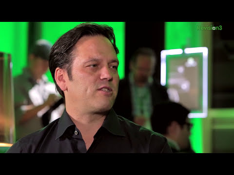 Xbox One's Phil Spencer on 1080p, Bundled Kinect, and Microsoft's New IPs - Adam Sessler Interview