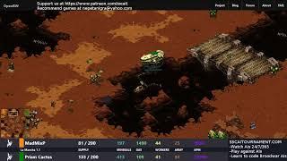 SSCAIT Report 100: Macro games